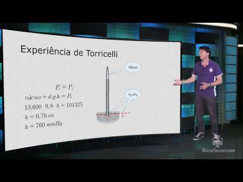 experiencia de torricelli