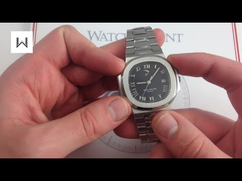 Patek Philippe Nautilus 3710/1A Luxury Watch Review