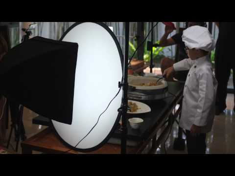 The Making of Heavenly rice junior chef – Mar 2012