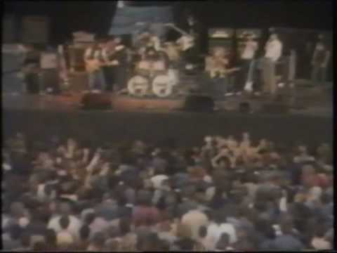 AC/DC - News reports on Adelaide riots at Globe Derby Raceway, 1988
