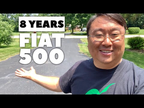 What I've Learned About My Fiat 500 After 8 Years