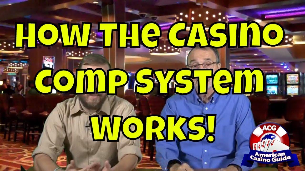 How Do Casino Comps Work