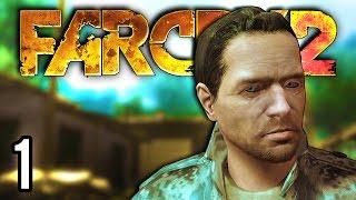 прохождение Far Cry 2 Fortunes pack 1 - Чистая кровь (часть 1)