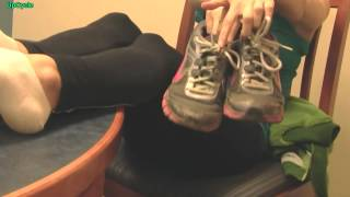 MissBrookexoxo Nike Dual Fusions last review
