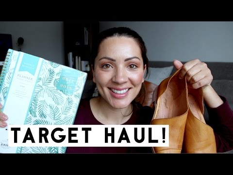 MAY TARGET HAUL + OTHER RANDOM PURCHASES!