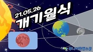 2021.05.26 개기월식 LIVE