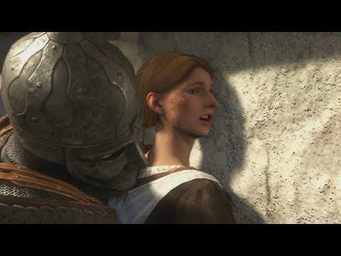 Kingdom Come: Deliverance - A Woman's Lot ► Шальные приключения Терезы (#2)