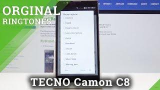 Download How to Set Up Ringtone in Tecno Camon C8 - TECNO Ringtone List
