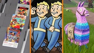 Nintendo Lawyers Up to Remove Emulator + New Fallout 76 Beta Details + Fortnite Playground Returns