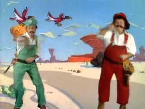 Super Mario Brothers Super Show - Plumber Rap