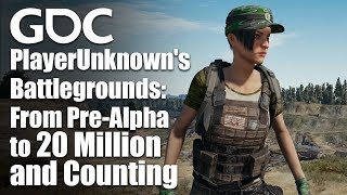 PlayerUnknown's Battlegrounds: From Pre-Alpha to 20 Million and Counting