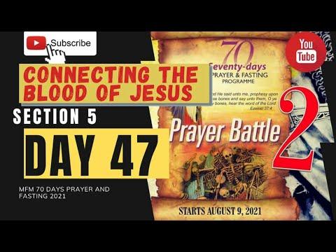 Download 🔴 Day 47 MFM 70 Days Prayer & Fasting Programme 2021 Prayers from Dr DK Olukoya, Gen. Overseer, MFM