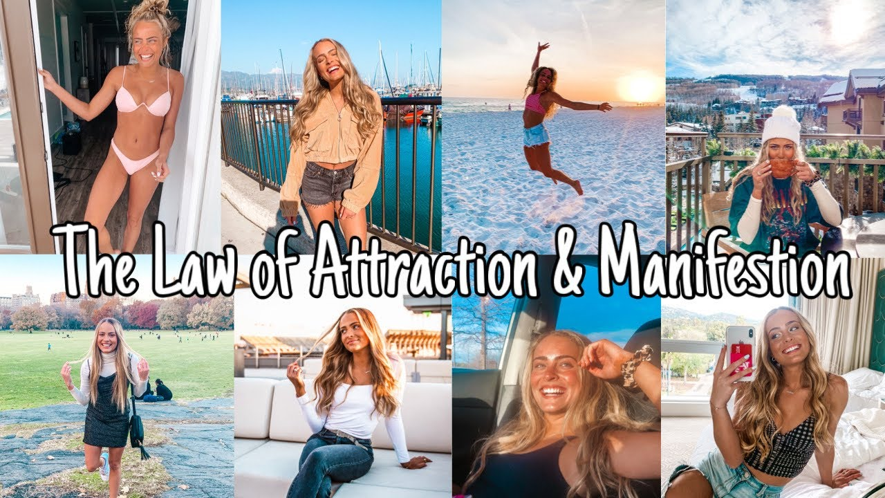 Download THE LAW OF ATTRACTION: How I've Manifested Everything in My Life So Far