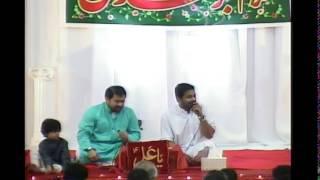 Jab Imam Ayenge by Aabir Rizvi and Aun Naqvi @ IEC Husaini 06/13/2014