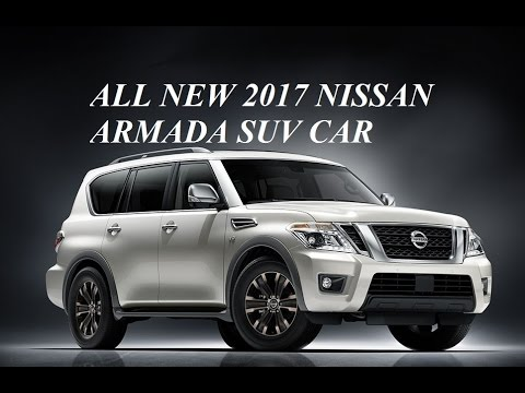 2017 Nissan Armada Interior And Exterior With Full Specification Best Suv Car