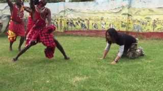本編動画↓ HOW TO ATTACK LION ~Maasai Style~ https://www.youtube.com...