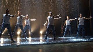 """""""Искушение"""": шоу под дождем в Бресте от Санкт-Петербургского театра танца"""