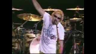 Sammy Hagar Live Camden NJ 2002 (Sam And Dave Tour)