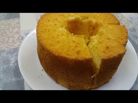 Orange Sponge Cake ● Homemade Recipe [Simple & Easy]