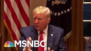 'Liar': Trump Fact-Checked For Dangerous Coronavirus Claims | The Beat With Ari Melber | MSNBC