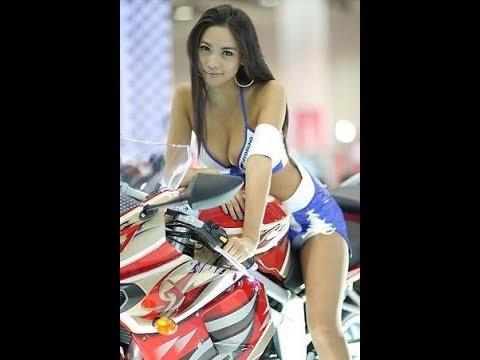 4K UHD Bangkok Bigbike in Traffic JAM !! EP.2
