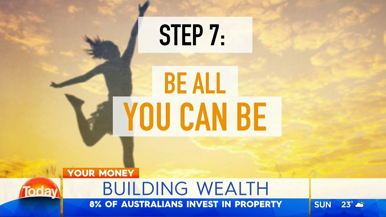 100% Return per year with 7 Step event | Property Investment