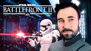LE MODE COMBAT SPATIAL ! | Star Wars Battlefront 2