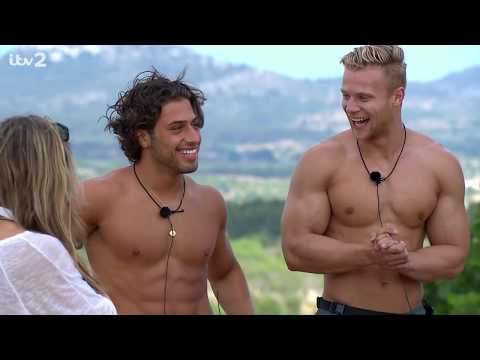 The Islanders Play 'A Lot of Bottle' | Love Island 2017
