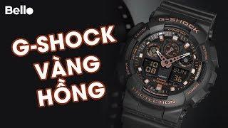 5f9840cf2641d Casio G-Shock Men s Black Dial Resin Band Watch - GA-100GBX-1A4DR ...