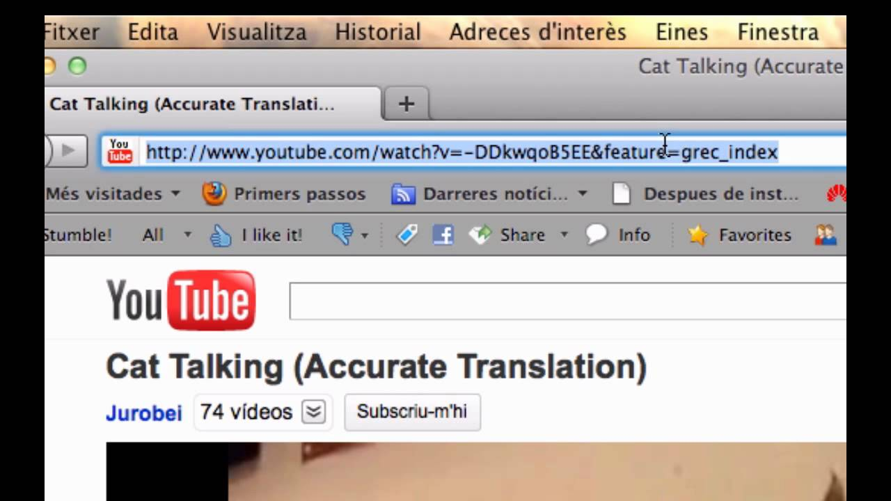 Convertir video FLV a MP3 - YouTube