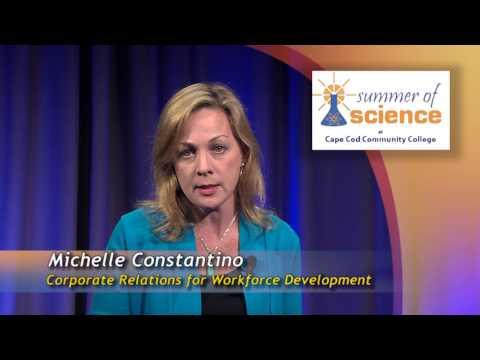 Cape Cod Community College Summer of Science Program - Scholarship PSA