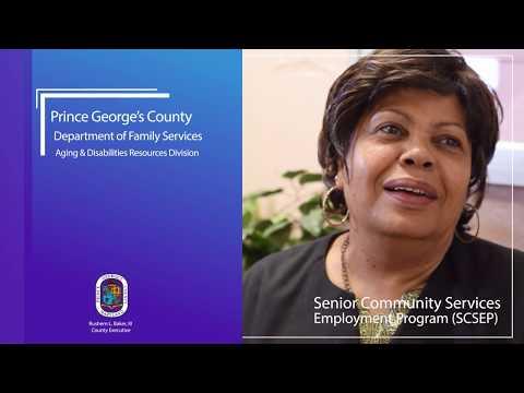 SCSEP Program Testimonials
