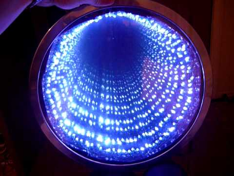 My Infinity Mirror Youtube