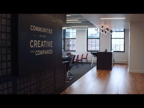 Tour Red Hat's New Boston Office