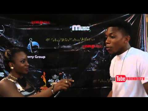 CEO of GMX Chukky Talks about Miss Campus Nigeria 2015