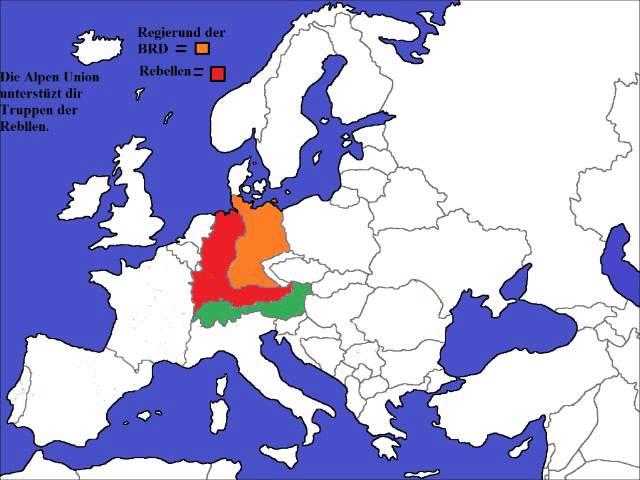 Zukunft von Europa Teil 3 Bürgerkrieg