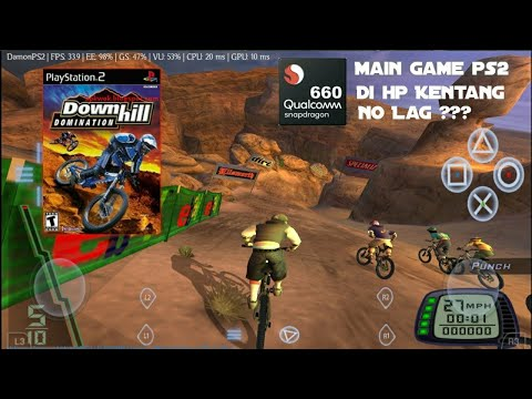 Inilah Emulator Game PS2 Terbaik Di Android? | Cara Memainkan Game PS2