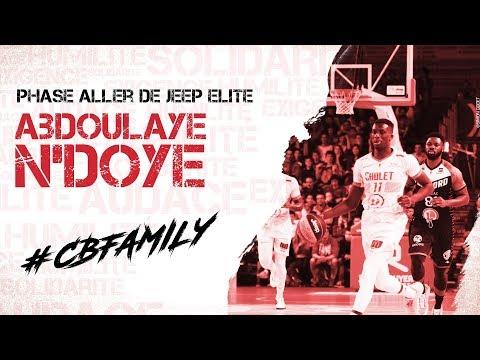 Abdoulaye N'Doye - Phase Aller Jeep Elite