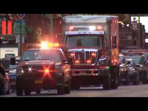 New York police responding to explosion in Manhattan