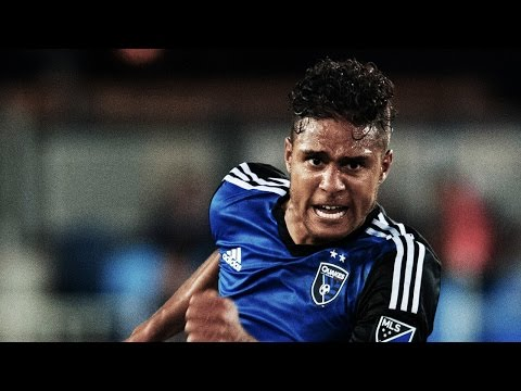 GOAL: Quincy Amarikwa one times a blast past Rowe | LA Galaxy vs San Jose Earthquakes
