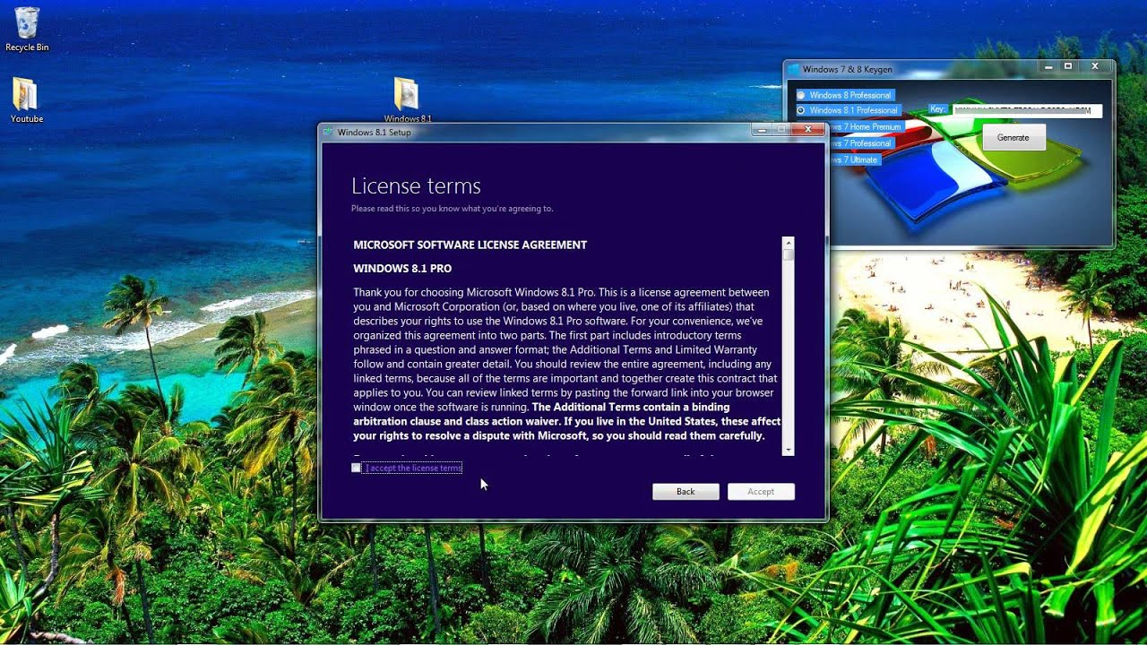serials windows 8.1