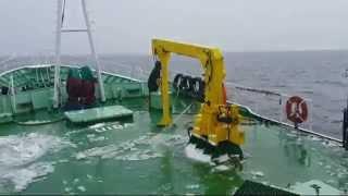 Работа в море 2015(Работа в море Росса. Клыкач антарктический., 2015-03-24T16:32:13.000Z)