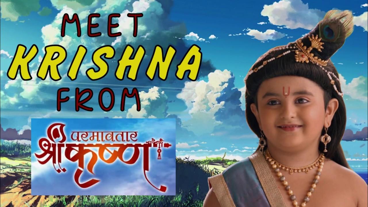 Paramavatar Shri Krishna Cast Real Name by Reel Junk