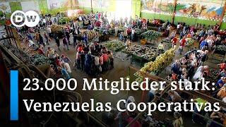 Alle bestimmen mit: Gelebte Utopie im Krisenland Venezuela   DW Dokumentation