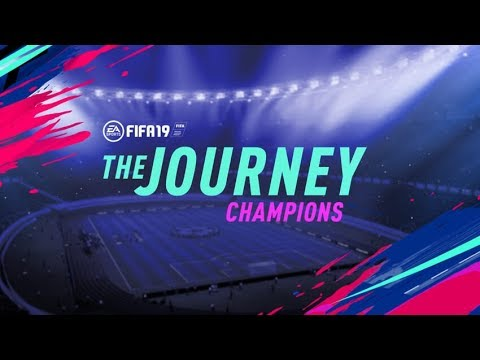 WHAT WILL HAPPEN IN FIFA 19 THE JOURNEY?