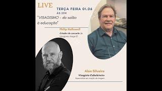 """Live """"O Visagismo no salão e na educação"""""""