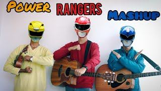 Download Power Rangers Mashup ( Spd, Mystic Force, Jungle Fury, Dino Thunder, Ninja Storm ) | THE 9TEEN