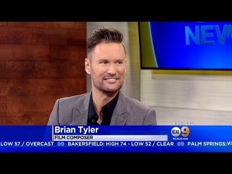 Brian Tyler Interview on KCBS