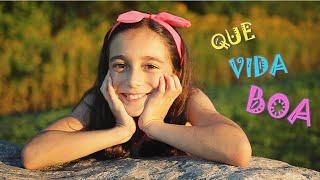 Baixar QUE VIDA BOA - LELÊ ★ LETRA OFICIAL | Especial de Dia das Crianças (Musical Autoral)