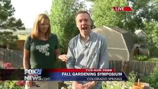 Colorado State Extension Fall Gardening Symposium